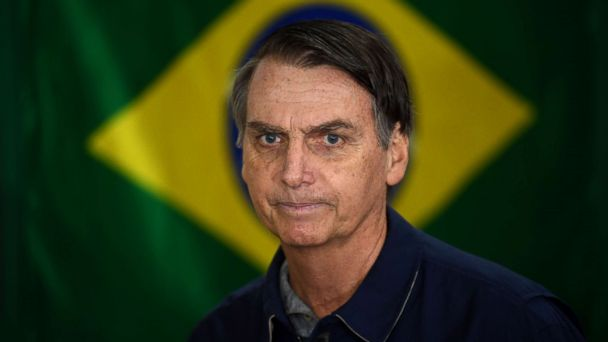 Ahead of crucial election this weekend, many Brazilians worry that their country is heading toward a military dictatorship