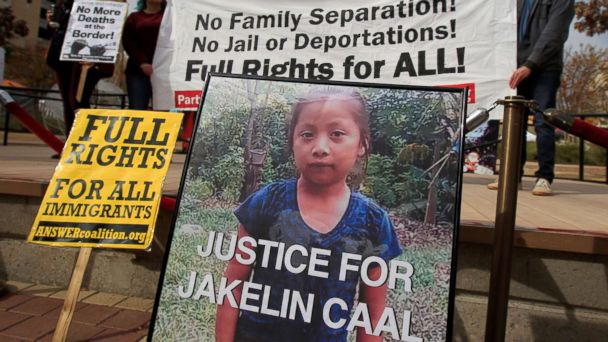 hispanic lawmakers head to border for answers in death of 7 year old jakelin maquin