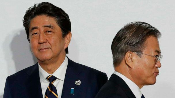 Japan removes South Korea from trade 'whitelist'