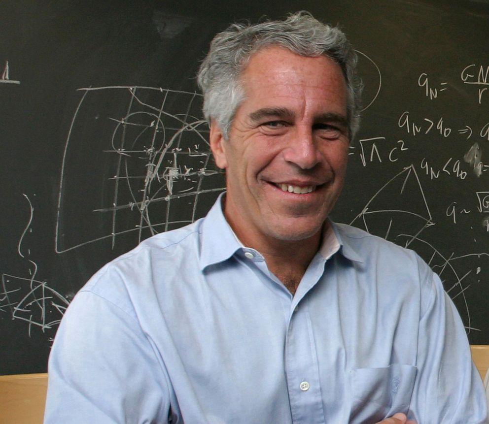 PHOTO: Billionaire Jeffrey Epstein in Cambridge, Mass., Sept. 8, 2014.