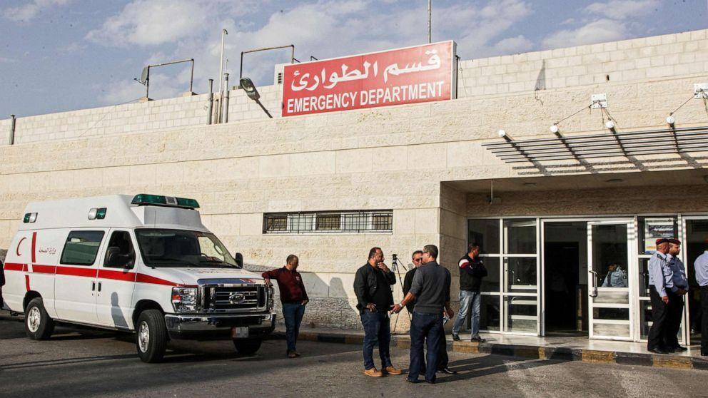 8 Verletzte bei Messer-Amoklauf am historischen Ort in Jordanien