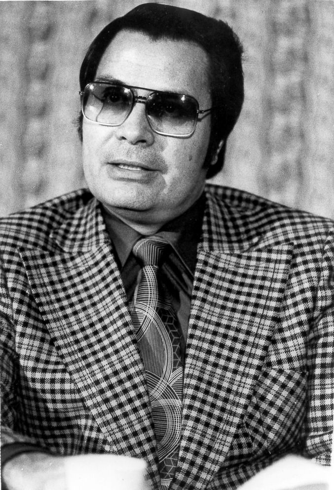 PHOTO: Rev. Jim Jones, pastor of the Peoples Temple in San Francisco, Jan. 1976.