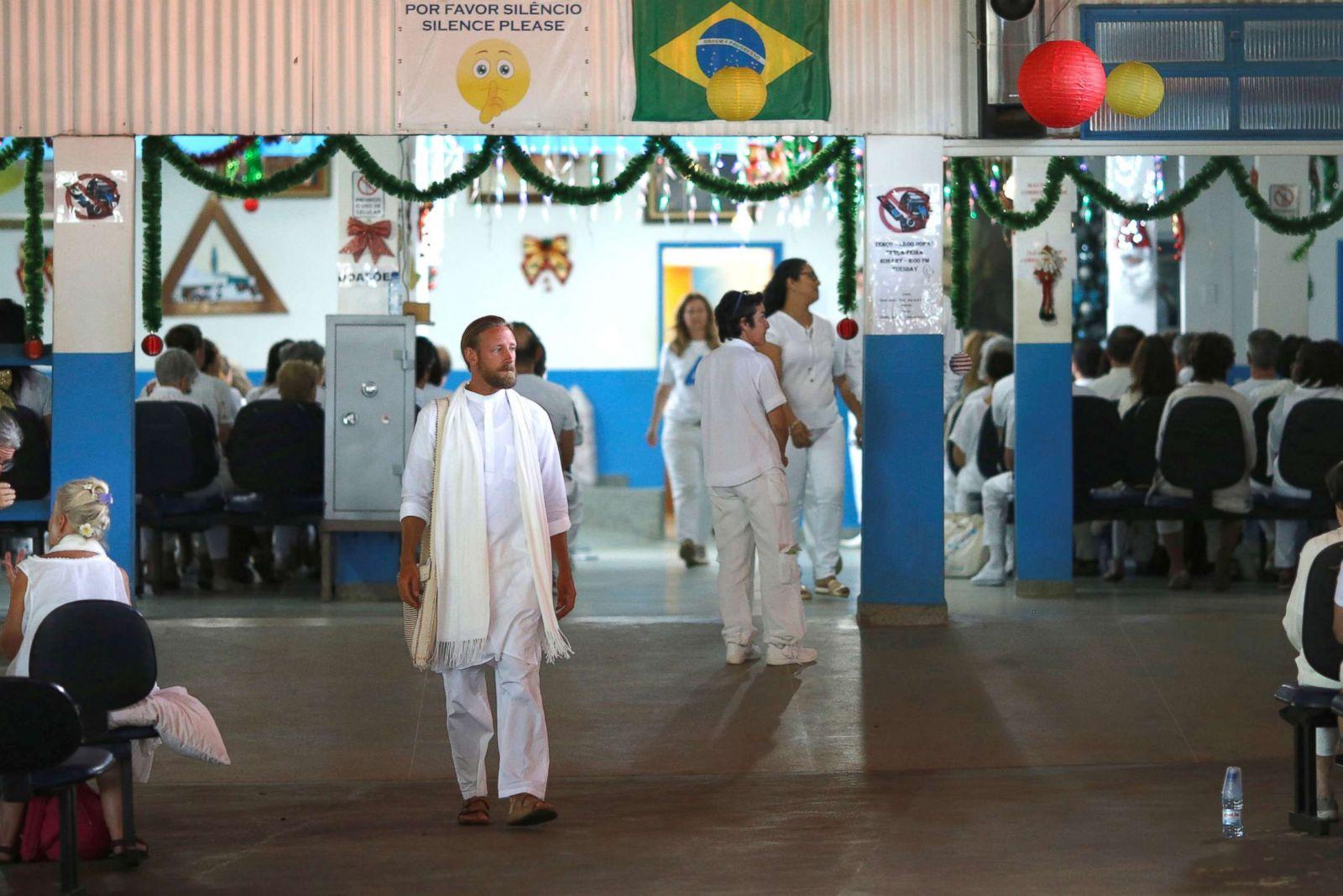 Brazilian spiritual healer 'John of God' indicted for rape, accused