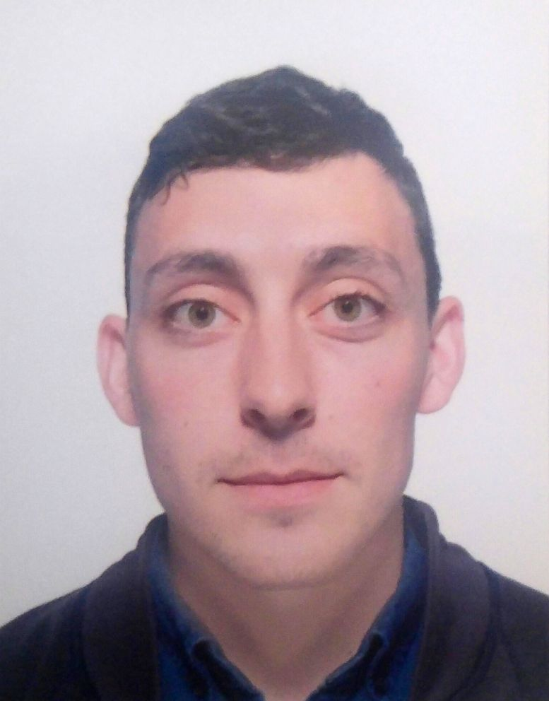 PHOTO: Jonathan Reid Luskin, 25, is pictured in this undated passport photo. Luskin, an American teacher residing in Hong Kong, has been missing since June 23, 2018.