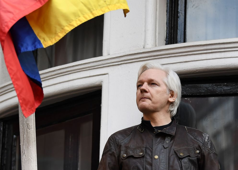 Court docket submitting hints at bills for WikiLeaks founder