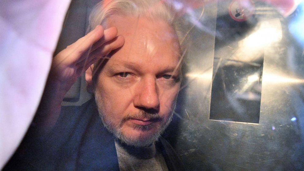 New charges against Assange raise concerns about ripple effects on press freedom thumbnail