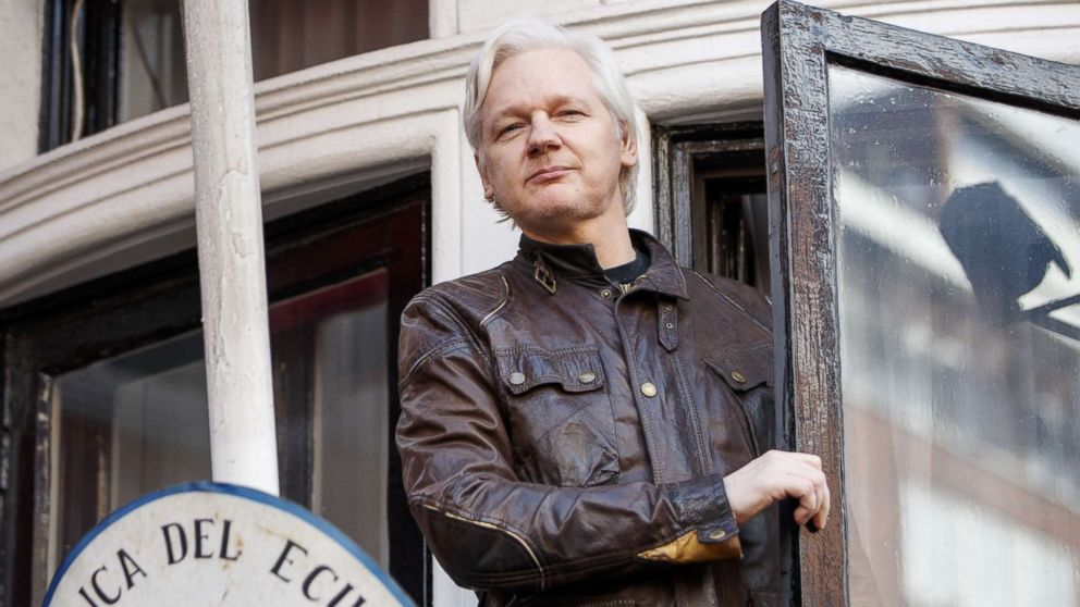 Sweden's Supreme Court Upholds Julian Assange's Detention Order