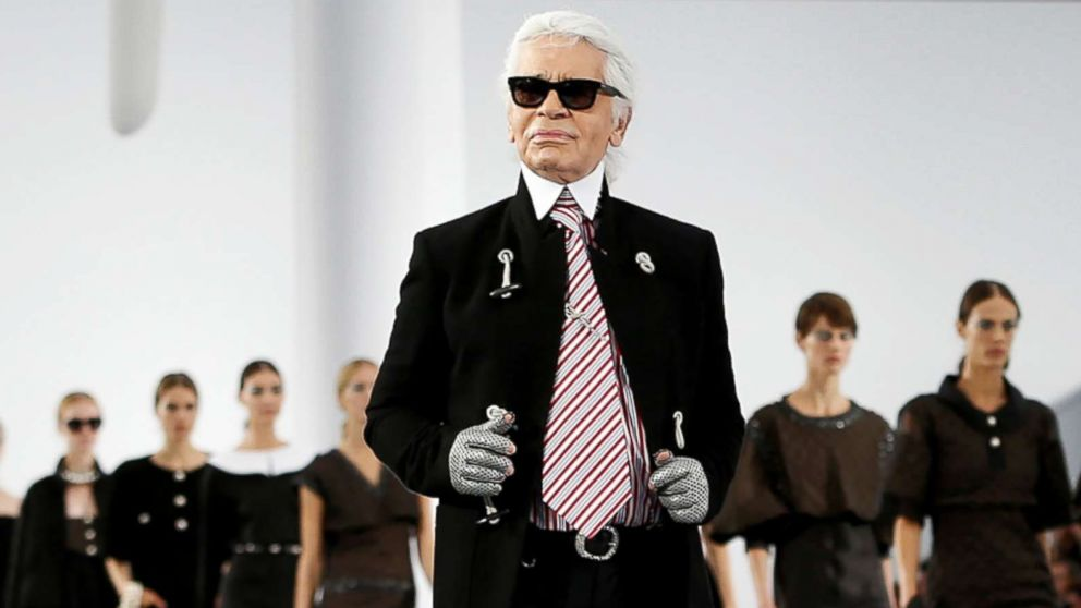 050b2f780f9 Longtime Chanel creative director Karl Lagerfeld dies in Paris - ABC ...