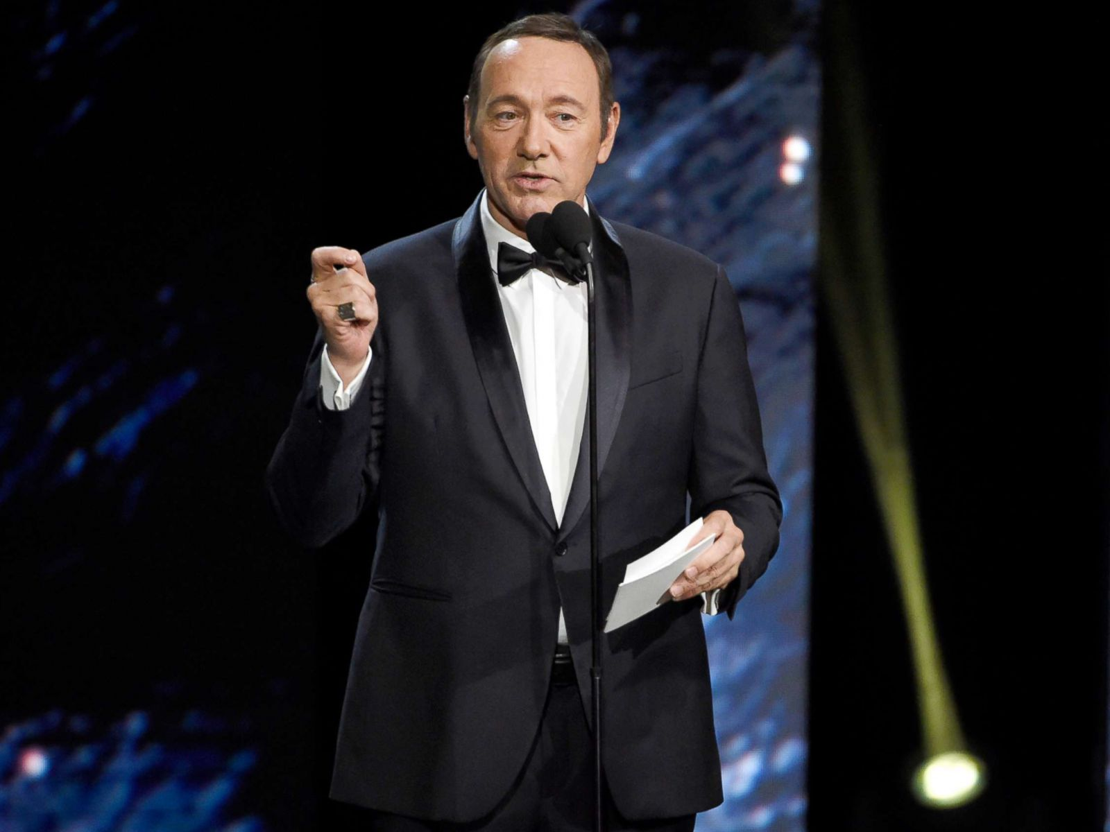 The rise and fall of Kevin Spacey: A timeline of sexual assault