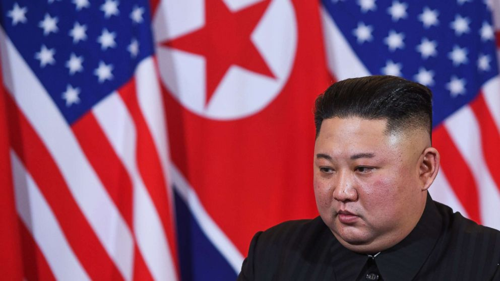 North Korea says it tests new weapon, calls for Secretary of State Mike Pompeo to be replaced as negotiator