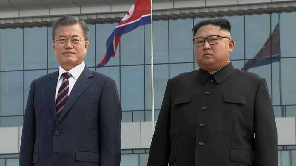 South Korean president wraps up 3-day Pyongyang visit - ABC News