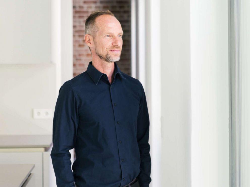 PHOTO: Architect Jochen Klein, designer of the 35BLN project.