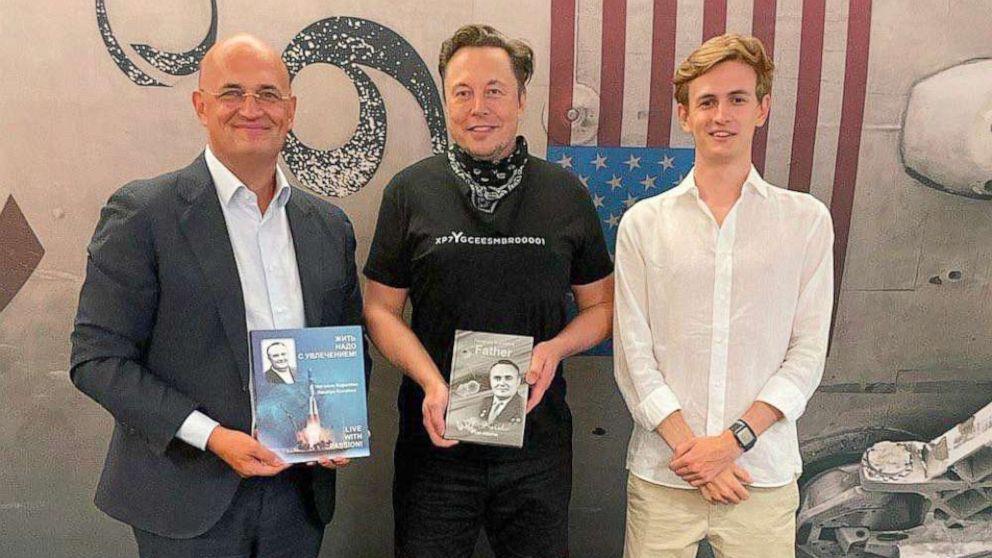The Soviet space engineer, Sergey Korolev, who inspires Elon Musk