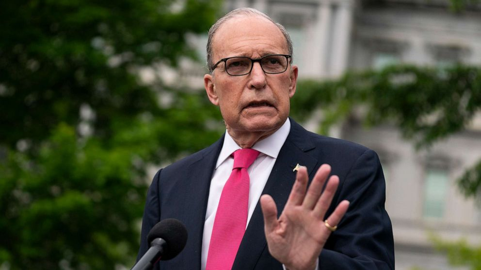 'Glimmer of hope' within record job loss numbers: Larry Kudlow thumbnail
