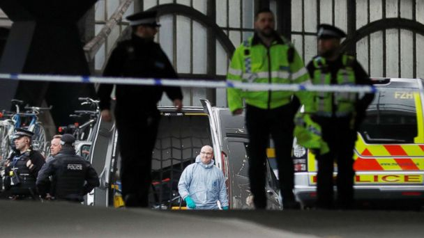 Investigation launched after explosive devices sent to major London transport hubs