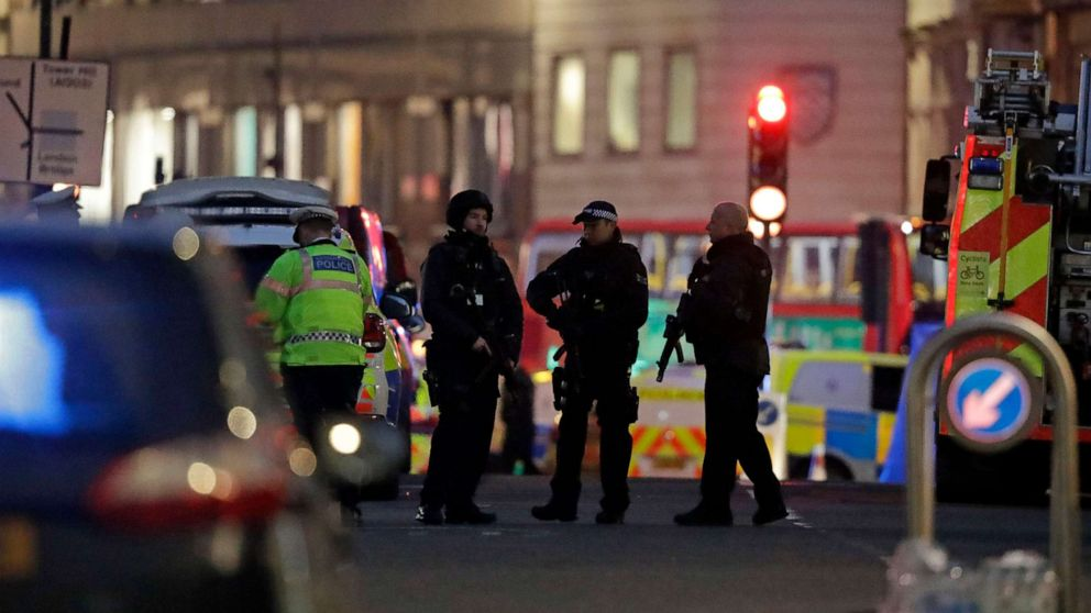 London Bridge stabbing suspect plotted 2010 attack on London Stock Exchange: Sources thumbnail