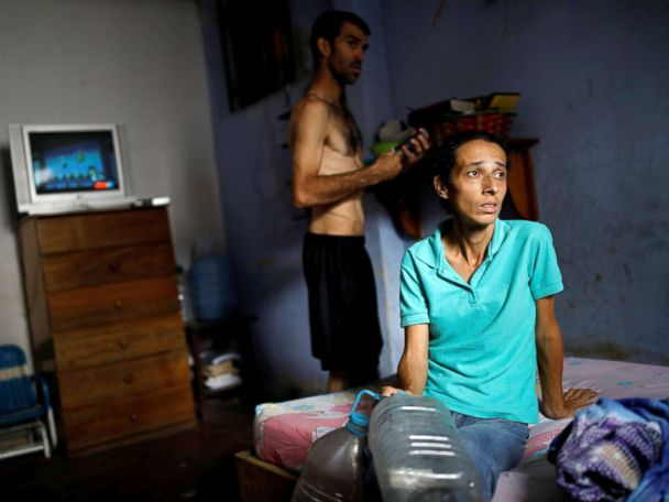 Starving Venezuelans desperately hoping aid arrives
