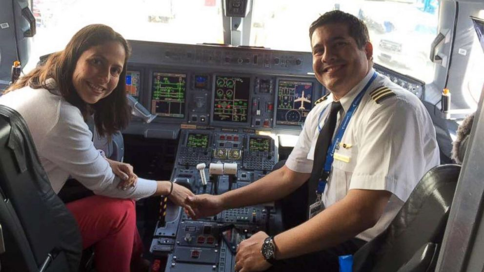 Marcela Martinez, 39, and Allan de Jesus Cordero Ocon, 40, were arrested October 14 by Nicaraguan security forces amid an ongoing crackdown on opposition and protests against President Daniel Ortega. Allan de Jesus Cordero is a pilot for SkyWest.