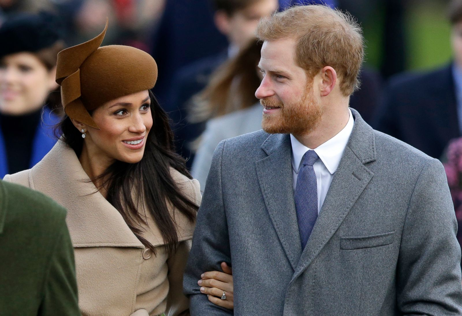 Prince Harry describes \'fantastic\' Christmas with Meghan Markle ...