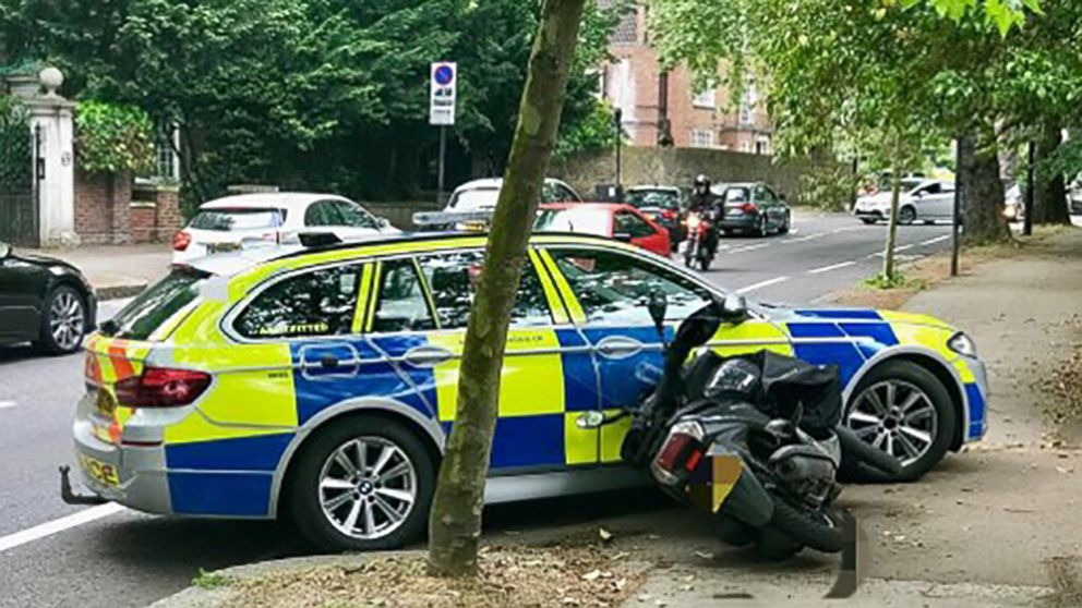 "Moped and motorcycle criminals will be targeted ""at every opportunity,"" even when they ride dangerously, discard their helmets and disguise themselves, London's Metropolitan Police have said."
