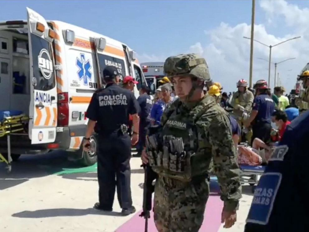 Mexico: 2nd Ferry Found With Explosive Device, US Warns Staff