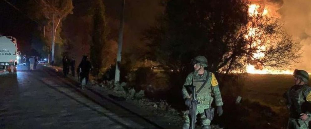Death Toll Reaches 79 in Mexico Fuel Pipeline Fire Horror thumbnail