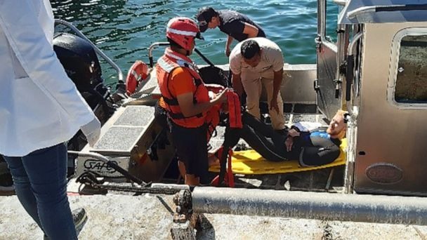 Shark attacks American diver off coast of Mexico, officials say