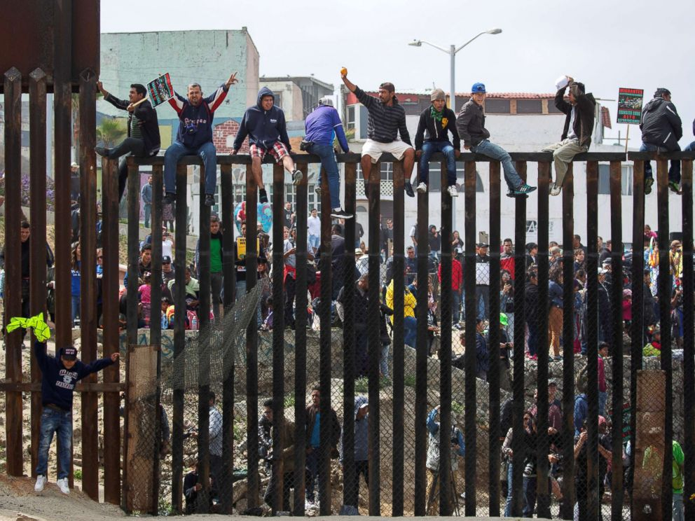 DOJ Charges 11 Migrants with 'ILLEGAL ENTRY — CARAVAN' CHAOS