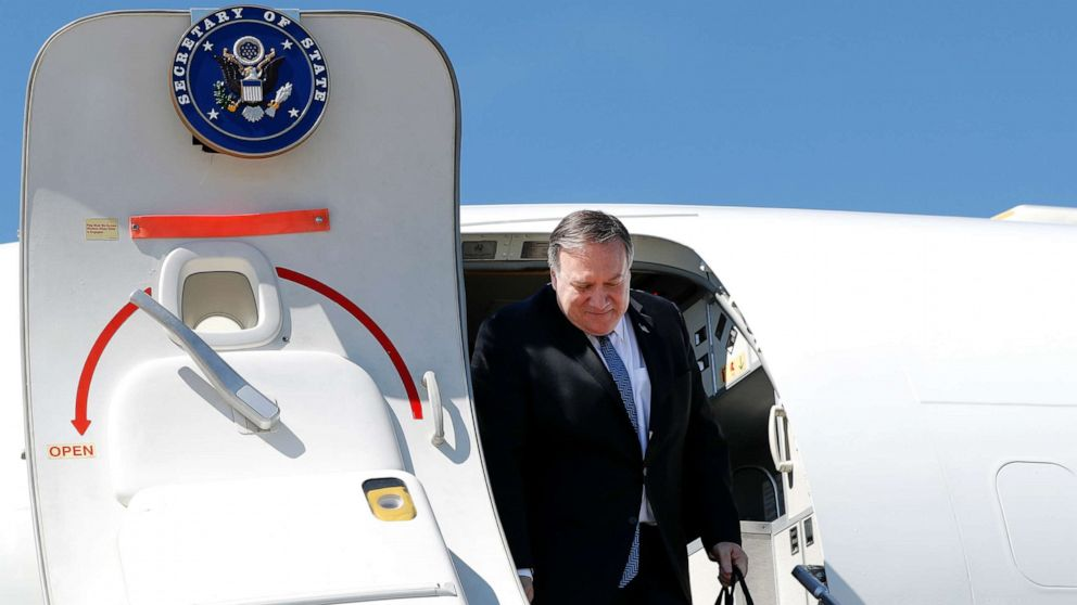 Secretary of State Mike Pompeo in Russia to meet with Vladimir Putin - ABC News thumbnail
