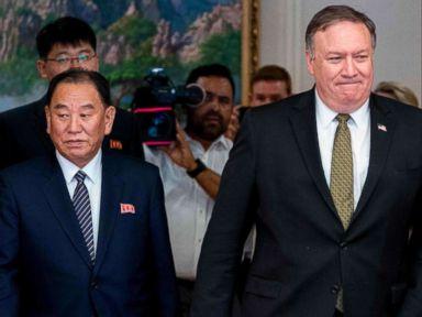 Pompeo to meet North Koreas chief nuclear negotiator in Washington
