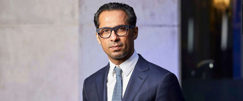 PHOTO: Mohammed Dewji, a Tanzanian business tycoon, seen in this undated photo.