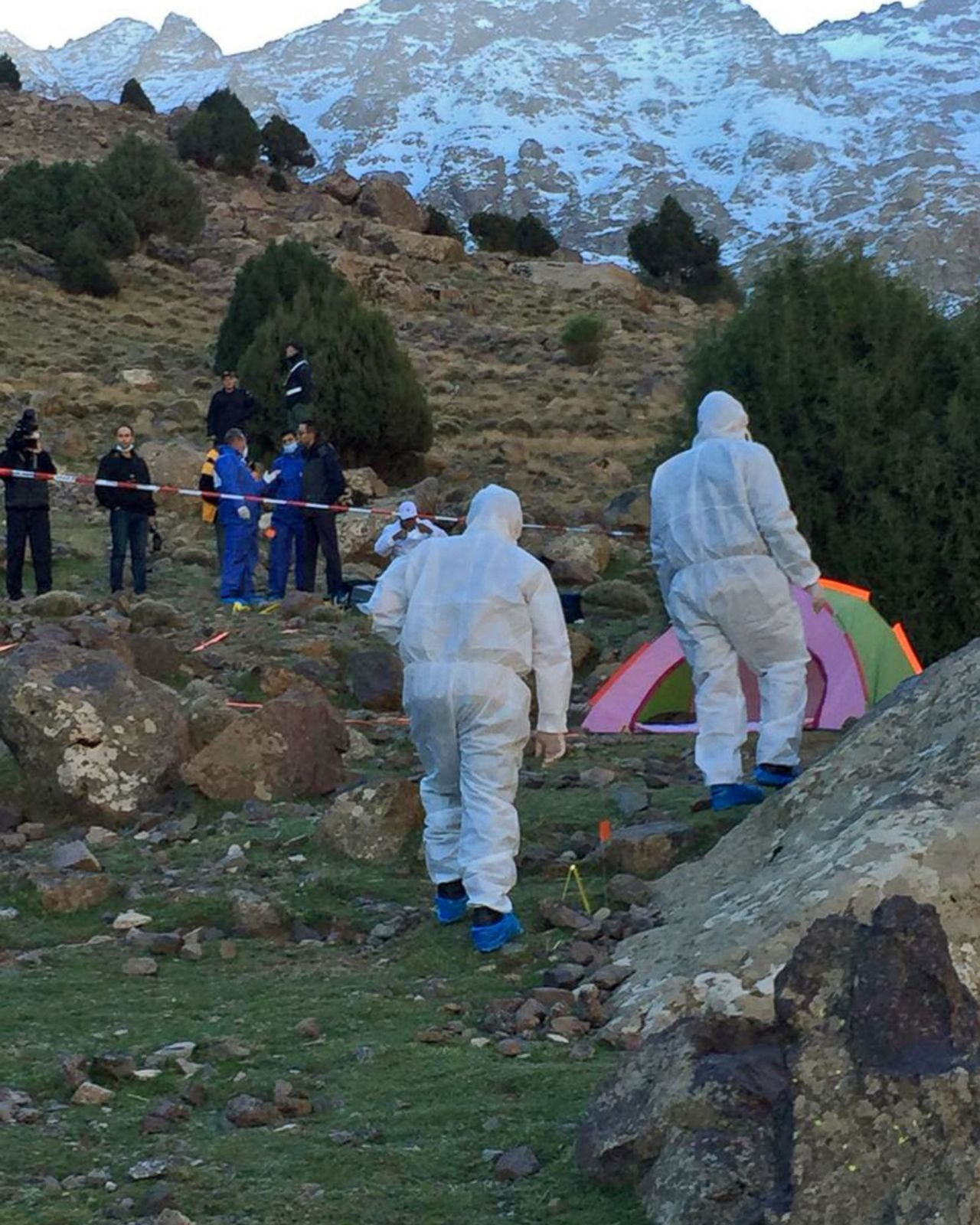 Scandinavian tourists found stabbed to death in Morocco's