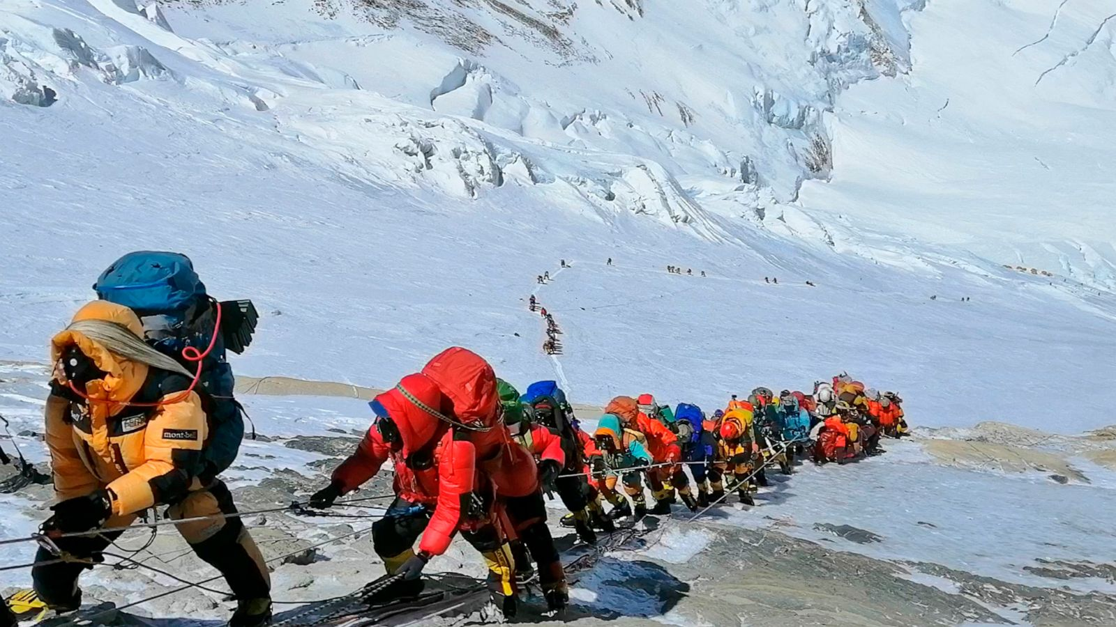 How one of the deadliest seasons on Mount Everest unfolded, leading