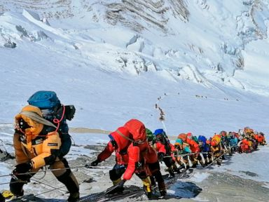 Bodies of 7 missing climbers recovered in Indian Himalayas officials say