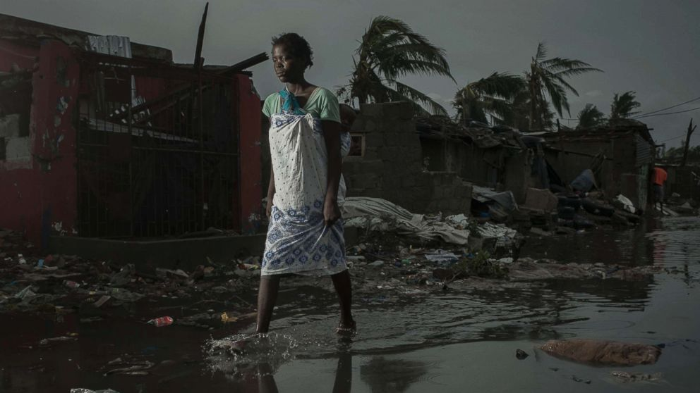 Tropical cyclone leaves parts of Mozambique under water, kills over 200 thumbnail