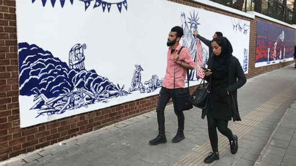 40 years after US Embassy seizure, Iran's youth have mixed feelings