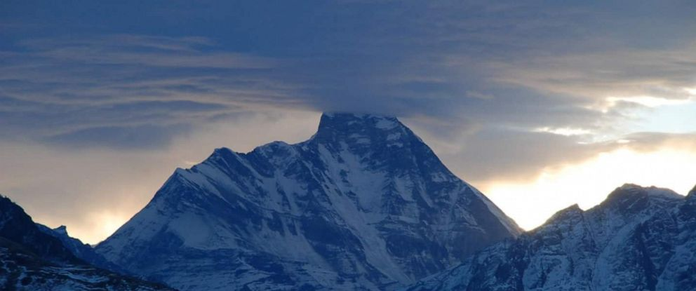PHOTO: Eight climbers, including two Americans, were reported missing on Nanda Devi, the second-highest mountain in India, May 31, 2019.