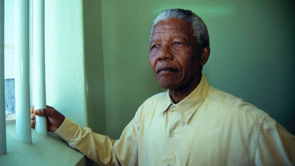 Nelson Mandela's prison letters reveal his heartache behind bars
