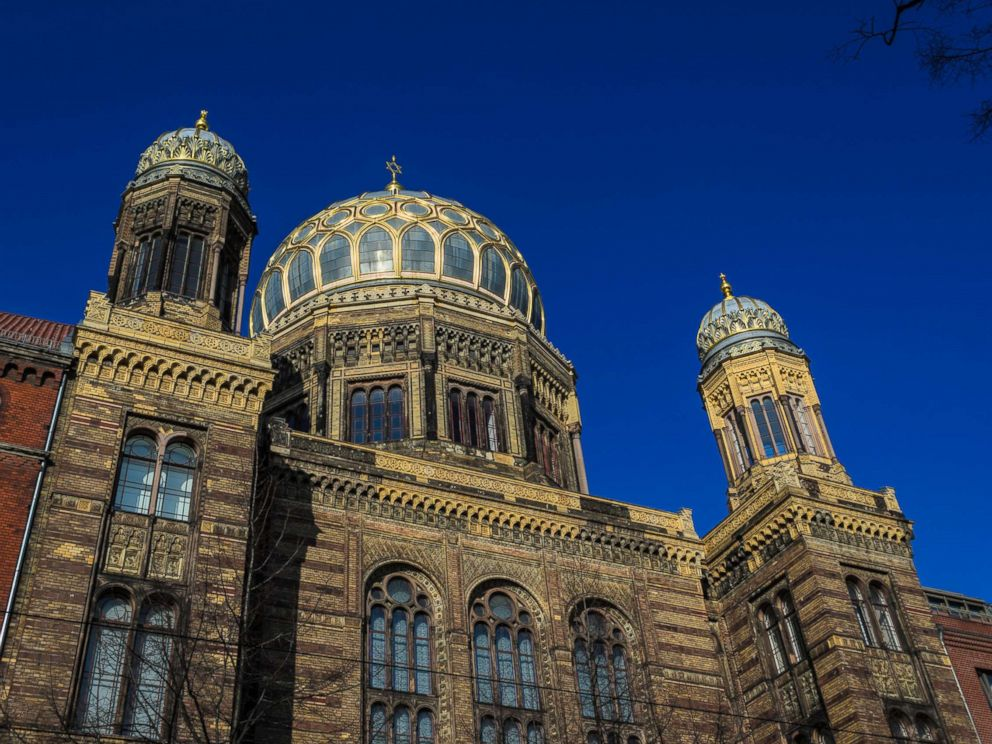 PHOTO: The New Synagogue in Berlin is pictured in this undated stock photo.