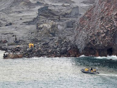 New Zealand recovers 6 bodies days after volcanic eruption