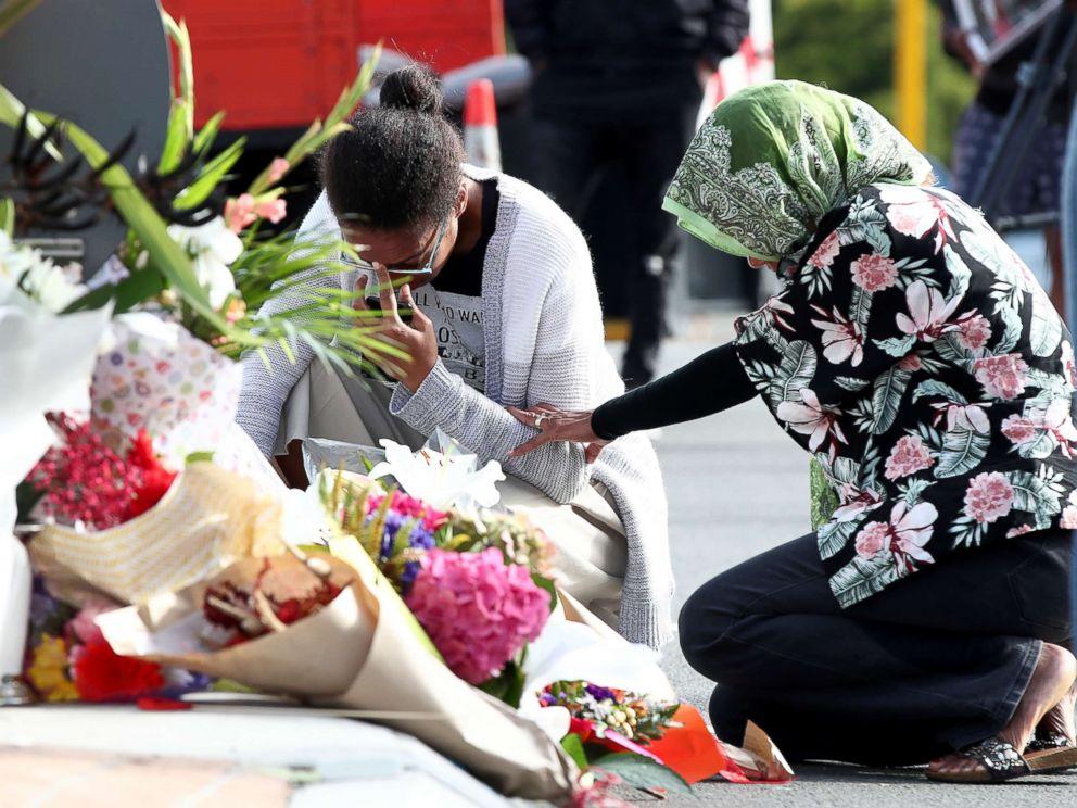 New Zealand Prime Minister Jacinda Ardern announces ban of