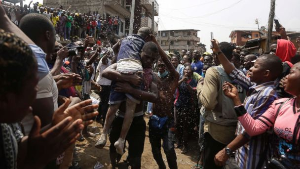 At least 8 killed, 37 rescued alive in Nigeria school building collapse: Reports