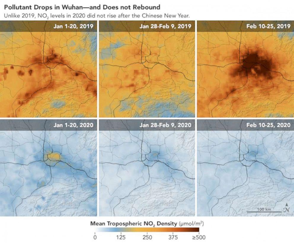 Emissions: Coronavirus & Climate Change