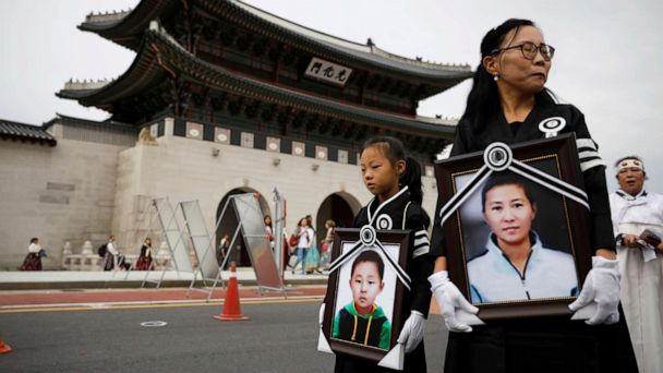 North Korean mother and son defectors die of suspected starvation in Seoul