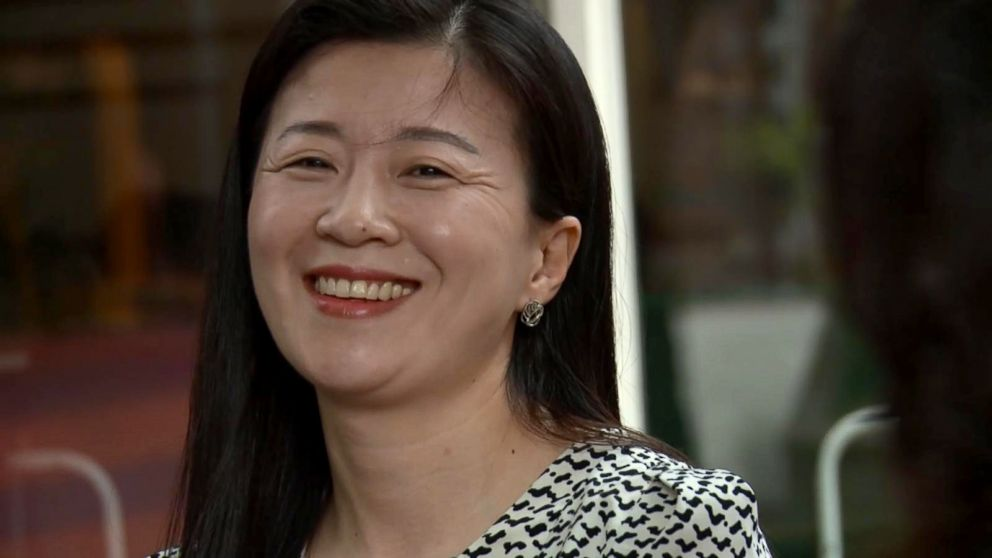 PHOTO: Song Ji-young, who fled to Seoul in 2004, says she hopes the the Trump-Kim summits means she may someday be able to go back to her hometown in Hamkyungbukdo Province, North Korea.   For some North Korean defectors, Trump-Kim summit offers hope; others don't buy it nk defectors song ji young abc jef 180615 hpEmbed 16x9 992