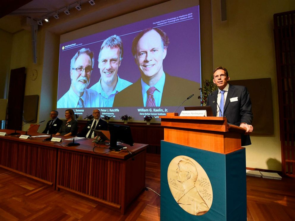 Nobel Prize in Physics awarded to three scientists for universe research