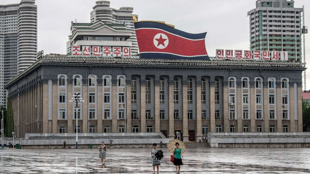 Inside North Korea: A rare foreign student's view of life in Pyongyang