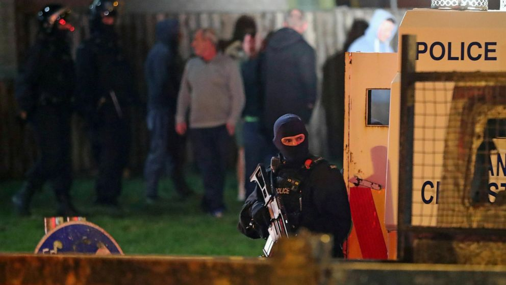 'New breed' of terrorists in Northern Ireland