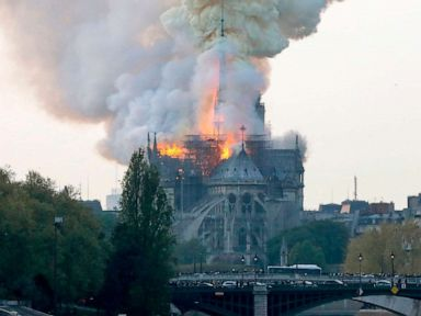 Notre Dame: The national and architectural significance of the historic cathedral
