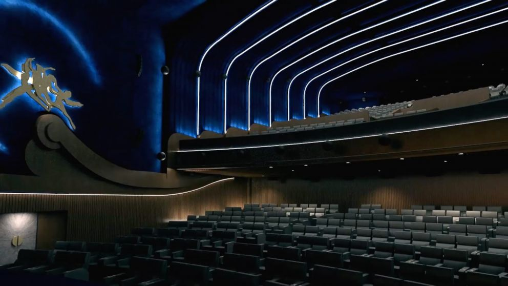 PHOTO: An artists rendition of Londons ODEON Leicester Square, which is to reopen this Christmas 2018 following an 11 month, multi million pound Luxe refurbishment.